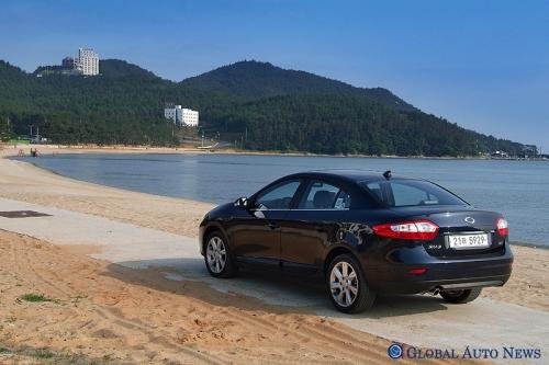motori,auto,samsung,sm3,samsung sm3,samsung sm3 ze,auto elettrica,velocita,prestazioni,motorizzazioni,auto ecologica,