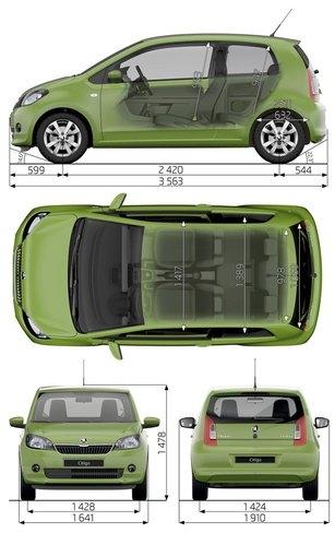 motori,auto,skoda,citigo,skoda citigo,familiare,utilitaria,velocita,prestazioni,motorizzazioni,allestimenti,prezzo,consumi