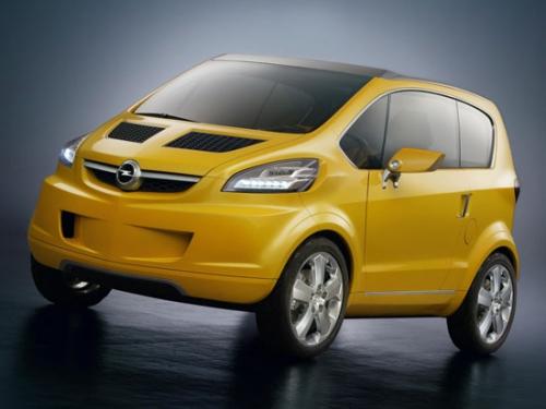 motori,auto,opel,trixx,opel trixx,concept car, motorizzazioni,prestazioni,city car,