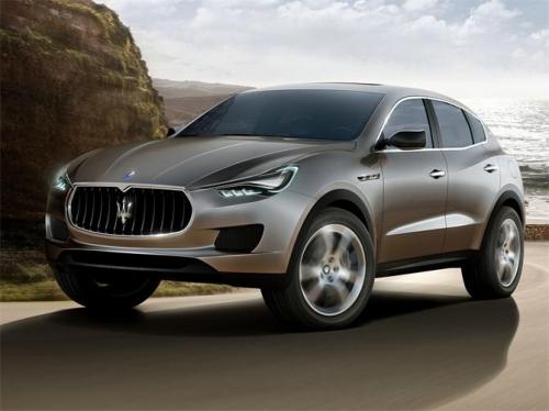 motori,auto,maserati,kubang,maserati kubang,concept car,velocita,prestazioni,suv,auto di lusso,suv di lusso,