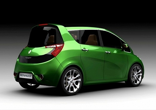 motori,auto,renault,twist,renault twist,concept car,monovolume,city car,