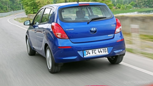 motori,auto,hyundai,i20,hyundai i20,utilitaria,city car,velocita,prestazioni,motorizzazioni,allestimenti,prezzo,