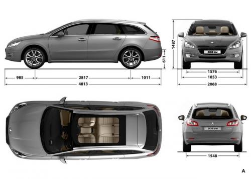 motori,auto,peugeot,508,peugeot 508,berlina,station wagon,velocita,prestazioni,consumi,prezzo,allestimenti,motorizzazioni,