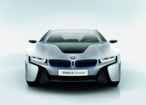 bmw,i8,bmw i8 concept,concept car,prototipo,auto elettrica,auto ecologica,supercar,auto sportiva,velocita,prestazioni,consumi,prezzo,