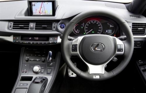 lexus ct 200h f-sport | auto dal mondo
