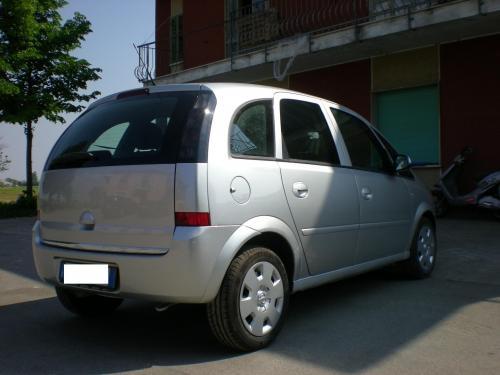 motori,auto,opel,meriva,opel meriva,opel meriva serie 1,velocita,prestazioni,consumi,monovolume,