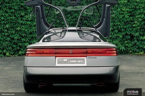 motori,auto,oldsmobile,italdesign,incas,oldsmobile incas,italdesign incas,concept car,velocita,prestazioni,prototipo,