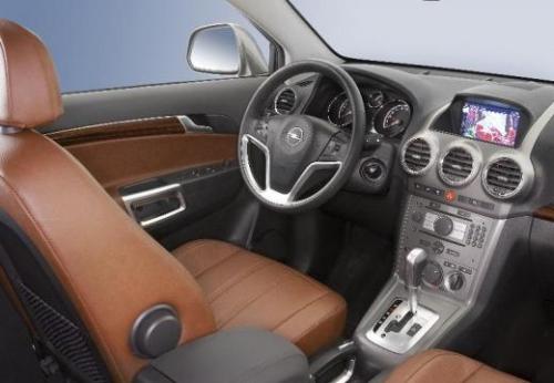 Opel Antara Passione Motori