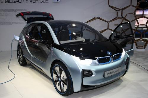 bmw,i3,bmw i3 concept,concept car,prototipo,auto elettrica,auto ecologica,velocita,prestazioni,consumi,prezzo,