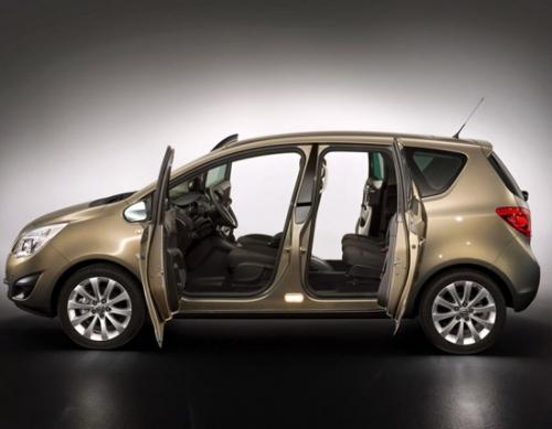 motori,auto,opel,meriva,opel meriva,opel meriva serie 2,velocita,prestazioni,consumi,monovolume,